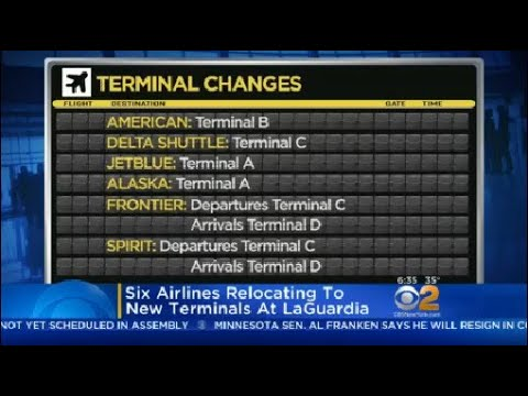 6 Airlines Relocating To New Terminals At LGA