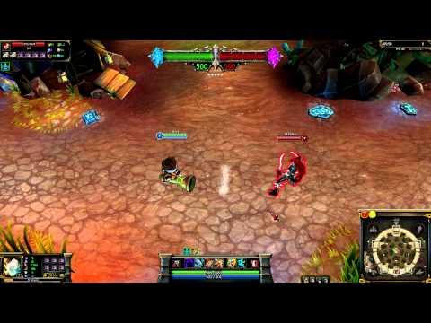 (OLD) Buccaneer Tristana League of Legends Skin Spotlight