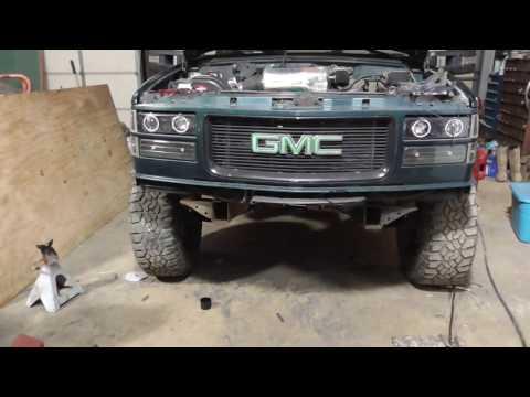 Truck Update | Bumper Build | Welding Bumper | Part 2 | Bumper Complete