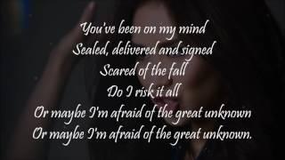 The Great Unknown - Sarah Geronimo ft. Hale (Lyrics)