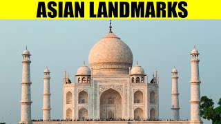 LANDMARKS OF ASIA - Top 100 Tourist Attractions in Asia
