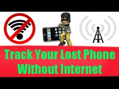 How to Track Lost Phone Without Internet