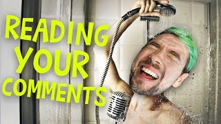 SHOWER THOUGHTS WITH JACKSEPTICEYE | Reading Your Comments #101