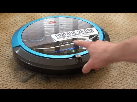 Bissell SmartClean Robot Vacuum - REVIEW