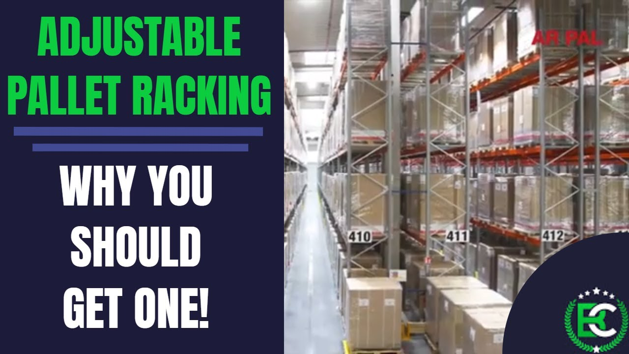 Adjustable Pallet Racking Explained   🚚 Pallet Racking Suppliers 🚚   APR Racking