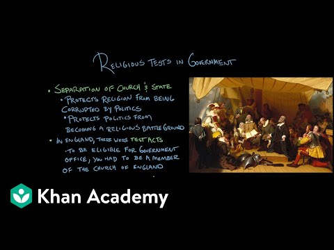 Article VI of the Constitution | US Government and Politics | Khan Academy
