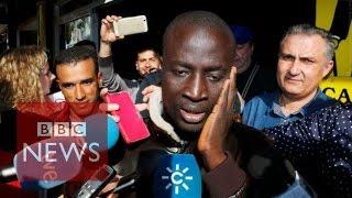 El Gordo: Senegal refugee wins €400,000 in Spain lottery - BBC News