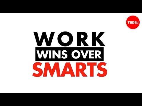 Why it pays to work hard - Richard St. John