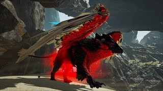 """ARK: Extinction Mod #58 - Mình Tập Chung Farm Lông Chim, Taming Phượng Hoàng Lửa """"Apex Phoenix"""""""