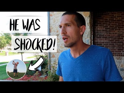 HE WAS SHOCKED!! (6 year old golf prodigy)