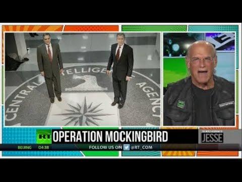 Operation Mockingbird & John Barbour
