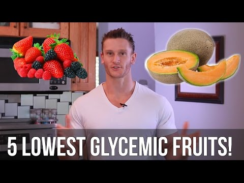 Top 5 Low Glycemic Super Fruits for Weight Loss- Thomas DeLauer