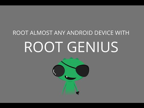 Root almost any Android Device with Root Genius | Howto | 2016