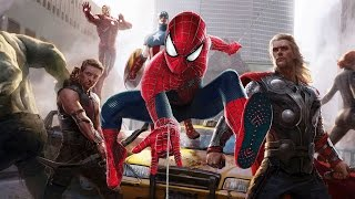 Sony And Marvel Team Up With A New Spider plan Amc Movie News