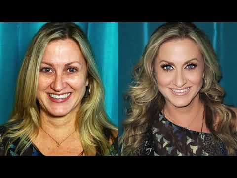 BEST MAKEUP TIPS FOR MATURE WOMEN PRIVATE CLASSES IN CHICAGO WITH MATHIAS ALAN