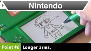 Nintendo - Zelda's 25th Anniversary How to Draw Link