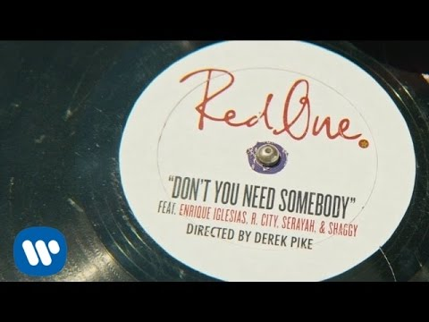 RedOne - Don't You Need Somebody [OFFICIAL MUSIC VIDEO]