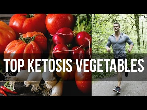 Ketosis: The Top 3 Veggies for Low Carb Diets: Thomas DeLauer