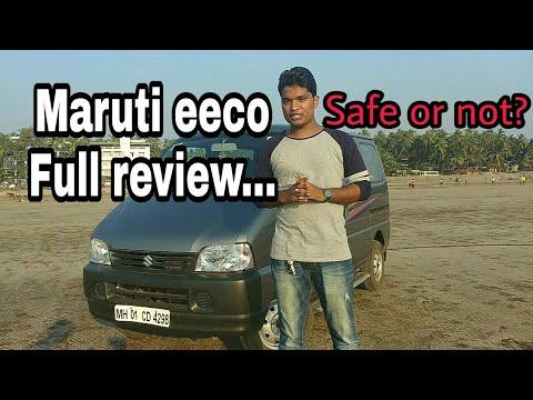 Maruti Suzuki Eeco Review 2017|Road test