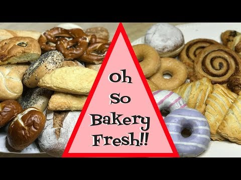 Lidl Bakery Haul ~ Grocery Haul ~ Fresh Baked Goods Ready When You Are ~ Noreen's Kitchen