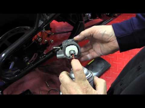 MM-B80 & MM-K80 Carburetor Cleanup