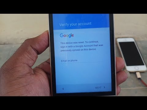 Easy Way To Bypass Google Account Verification - Step By Step
