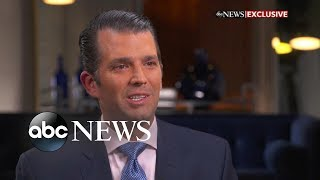 Donald Trump Jr. talks anonymous op-ed, Russia investigation and midterms