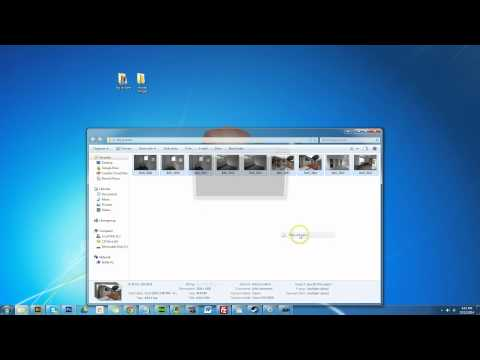 How to resize photos on Windows 7 without Outlook configured