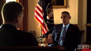 """President Obama On Iran Deal Opponents:  """"What"""