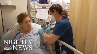 Why The Flu Can Kill A Healthy Person So Quickly | NBC Nightly News
