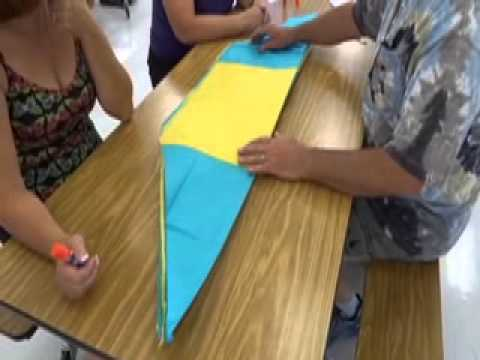 Tissue Paper Balloon ConstructionPart3