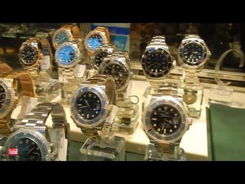 Luxury Watch Shopping Wonderland in Hong Kong