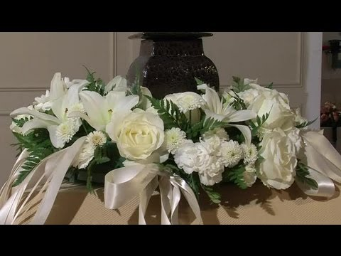 Funeral Flower Arrangements : Flower Arrangements