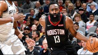 Houston Rockets vs San Antonio Spurs - Full Game Highlights   December 3, 2019   NBA 2019-20