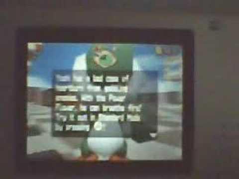 Super Mario 64 DS Test Level Demo, Part 1