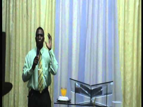 Are we serious for God sermon by Rev Oneil of IFCF(1/4)