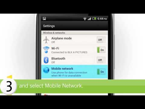 StarHub How-to's: How to Configure your Phone for MMS and GPRS