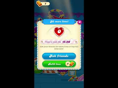 Get Unlimited Lives in Candy Crush Soda Saga
