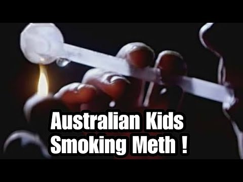 The ICE Epidemic in Australia !