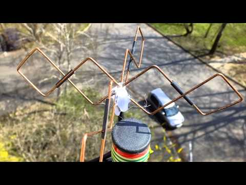 Home made Omni directional wifi antenna 10 db boost is almost free