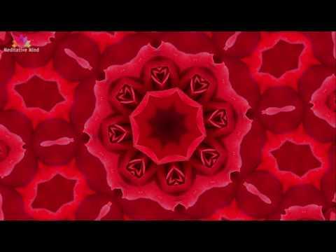 256 Hz | Chakra Balancing and Healing Meditation Music, Root Chakra, Aura Cleansing