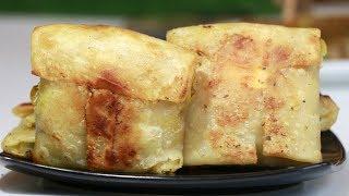 ഇഫ്താറിന് കുറഞ്ഞ ഓയിൽ ഉപയോഗിച്ച് ഒരു Easy tasty snack // Ramadan Special || Egg Masala box //