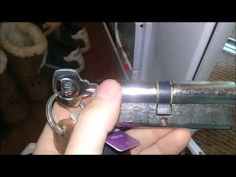 How To Change A UPVC Door Lock