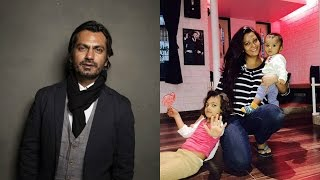 Celebrity Families: Bollywood Actor Nawazuddin Siddiqui Family