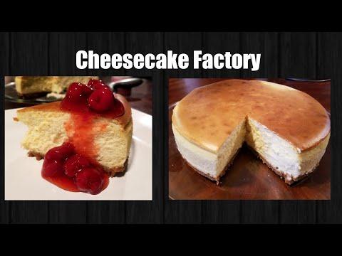Cheesecake factory recipe/receta del pay de queso