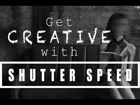 Shutter Speed EXPLAINED and BLUR -  Beginner Photography Tutorial