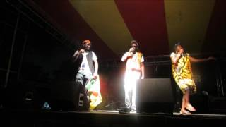Aleph Beatz: N.g. Benskin - Live At The African Fest (ft Fiyah Fit Gyals)