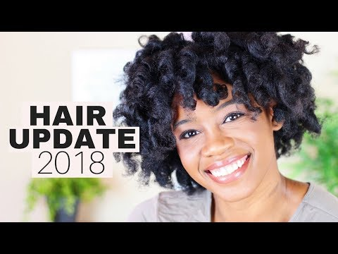Natural Hair Update 2018 | Question & Answer Style