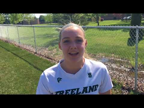 Freeland soccer, track standout Mary Hemgesberg to try rowing next