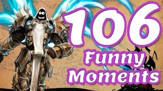 Heroes of the Storm: WP and Funny Moments #106